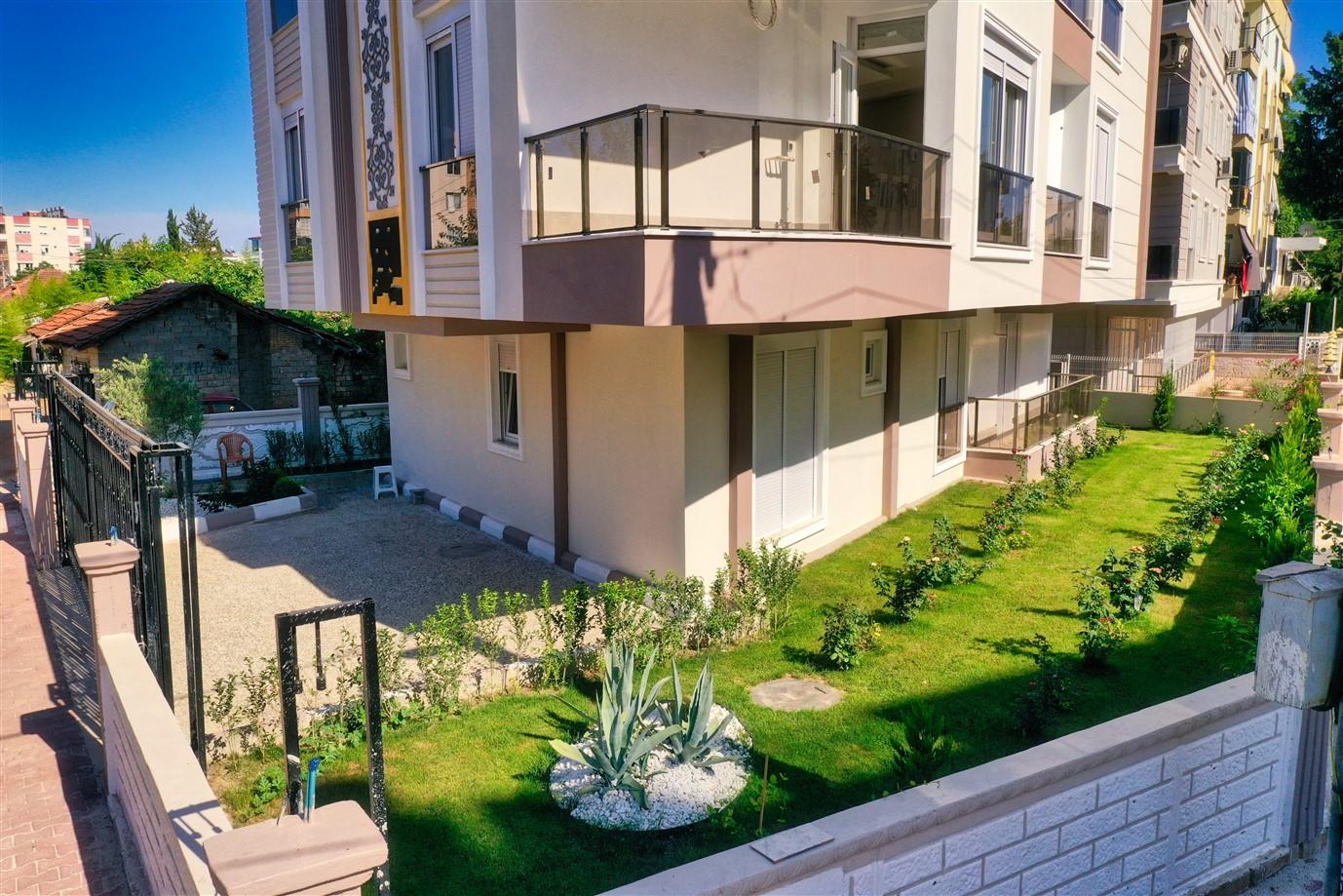 Новые квартиры в готовом жилом комплексе в центре Антальи - Фото 5
