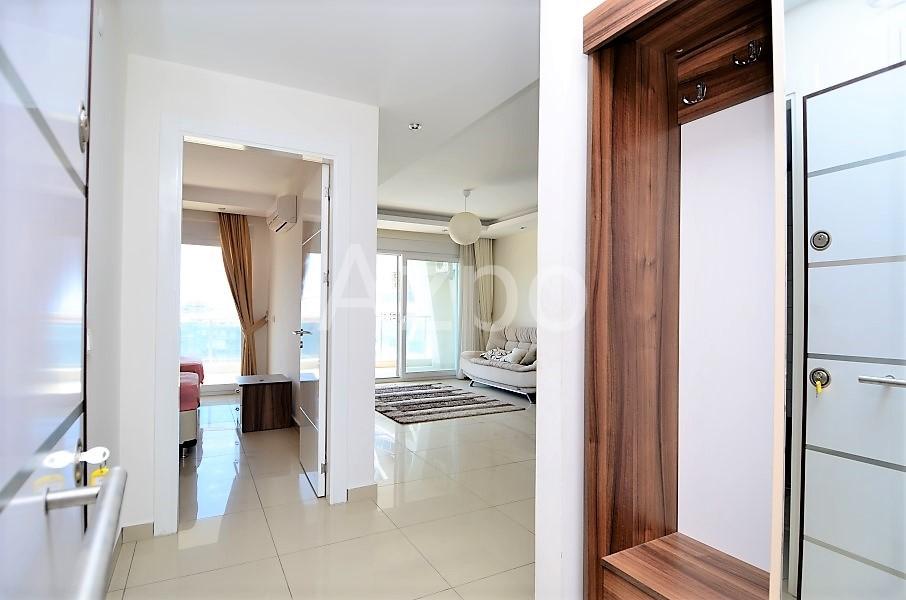 Двухкомнатная квартира с мебелью в Джикджилли - Фото 8