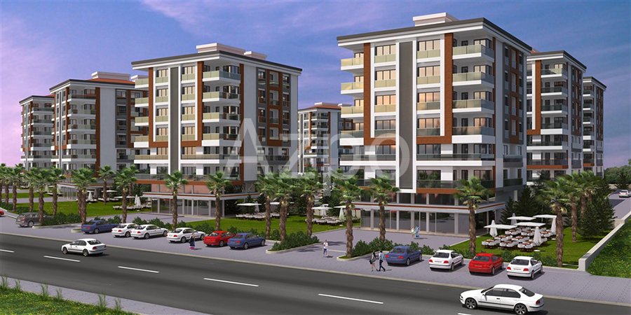 Квартиры в новом комплексе в районе Кепез - Фото 5