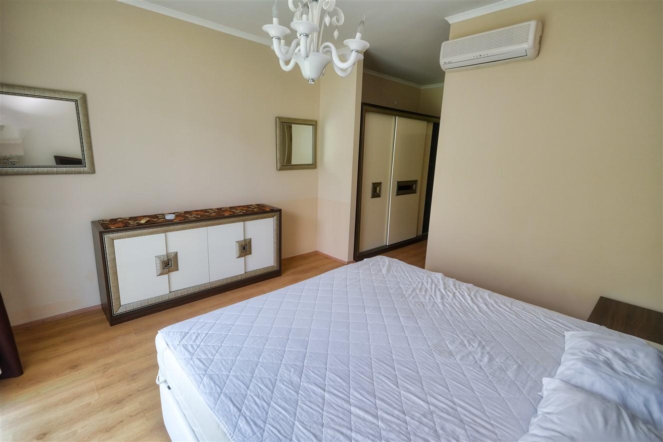Двухуровневая квартира 3+1 с мебелью в Кемере - Фото 35