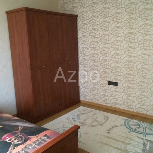Квартира 3+1 с мебелью в центре района Лара Анталия - Фото 20