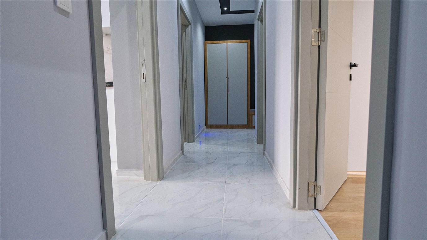 Квартиры 2+1 и 3+1 в районе Дошемеалты Анталия - Фото 19