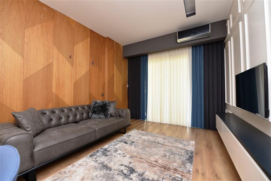 Уютная меблированная квартира 1+1 рядом с пляжем Клеопатры - Фото 18