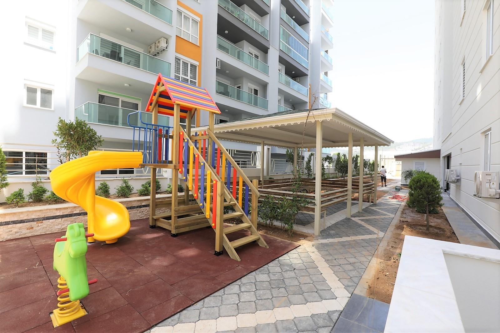 Квартиры в новом комплексе в Махмутлар - Фото 10