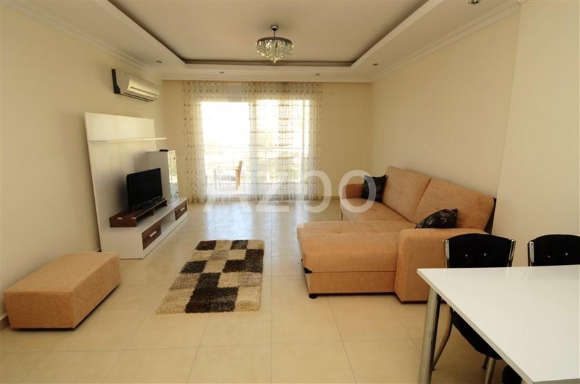 Меблированная квартира в элитном комплексе Авсаллара - Фото 21
