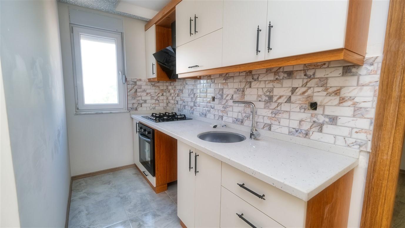Новые квартиры в готовом жилом комплексе в центре Антальи - Фото 24