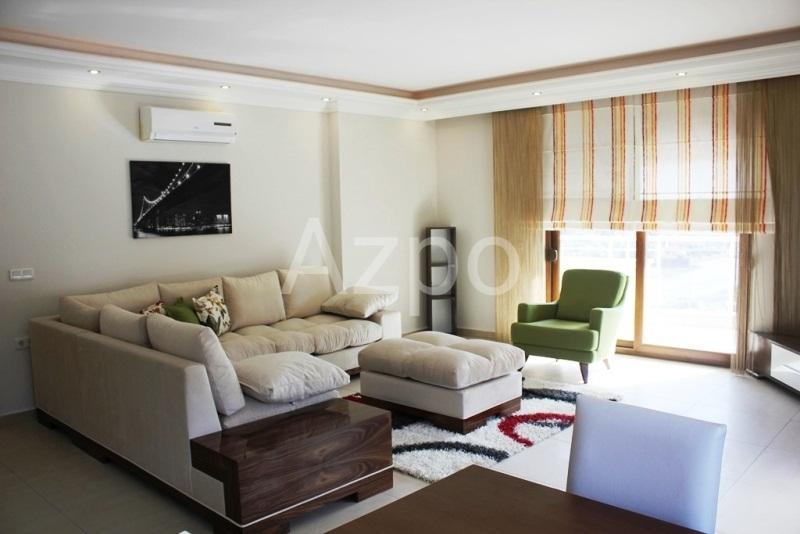 Просторные апартаменты в центре Махмутлара - Фото 16