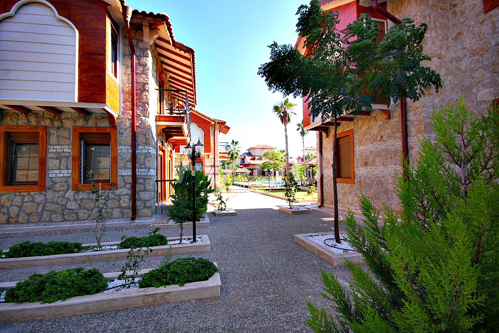 Виллы в османском стиле в районе Дошемеалты Анталья - Фото 16