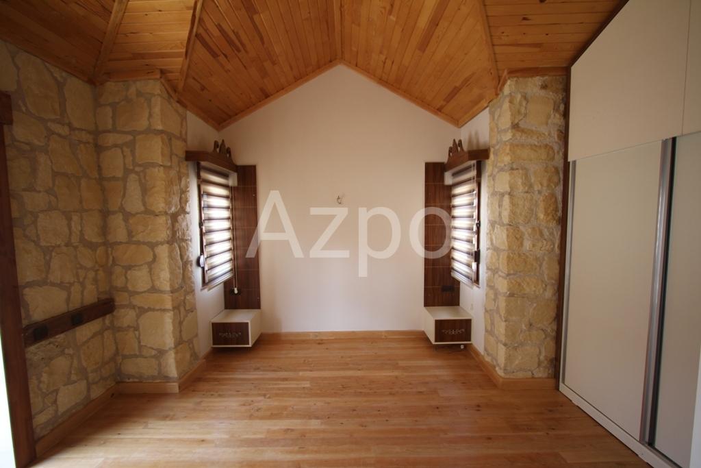 Виллы в османском стиле в районе Дошемеалты Анталья - Фото 24