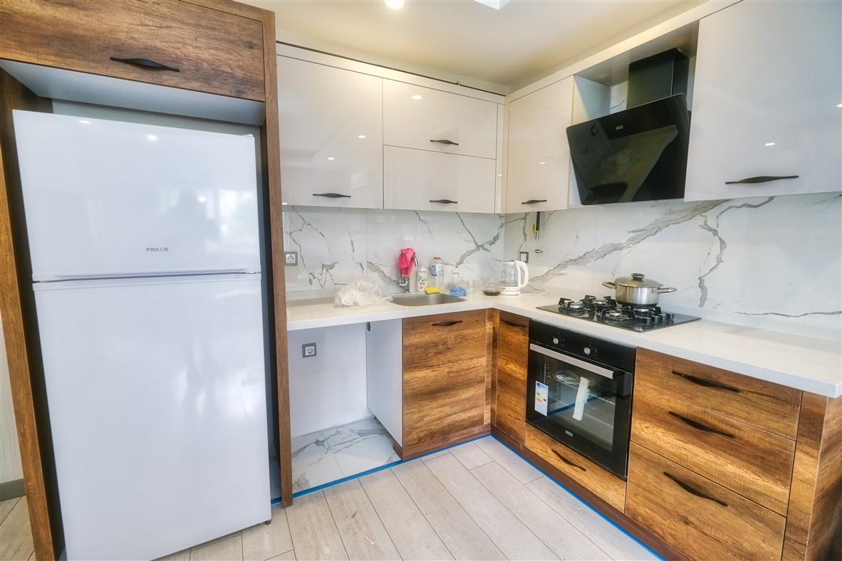 Меблированная квартира 1+1 в Анталье - Фото 16