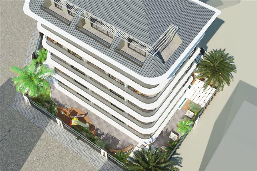 Проект жилого комплекса в центре Аланьи - Фото 6