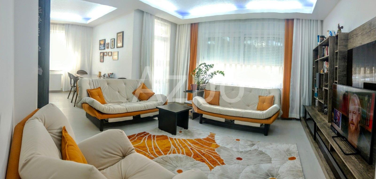 Привлекательная квартира 2+1 с мебелью Анталья - Фото 10