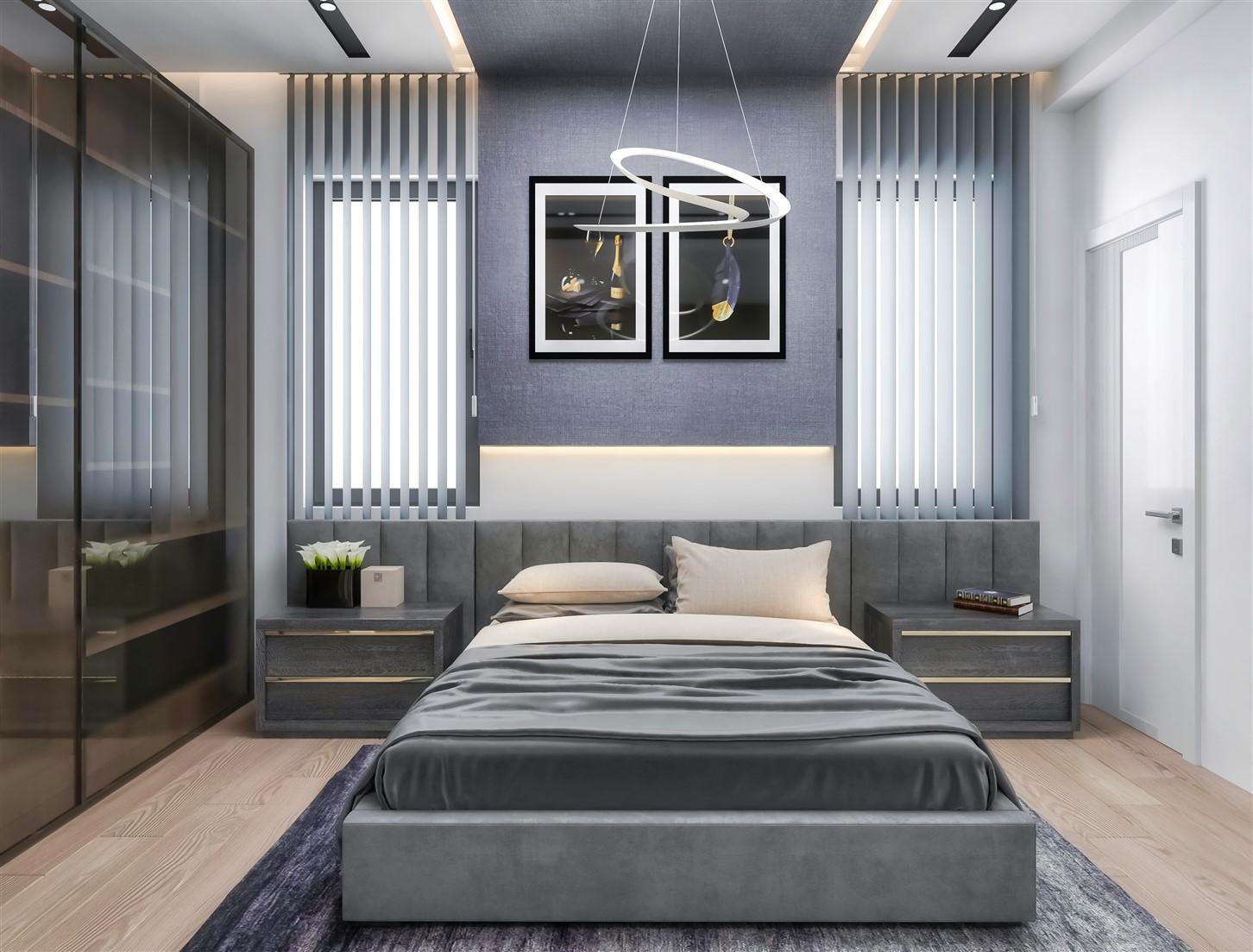 Современные квартиры в элитном комплексе Антальи - Фото 78