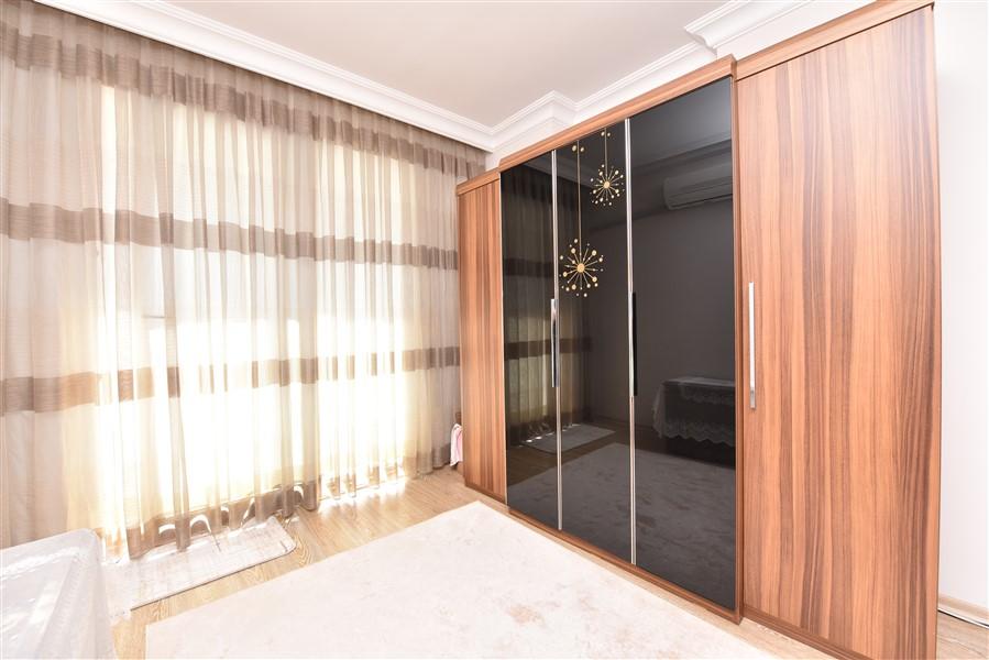 Просторная квартира 3+1 с мебелью в Аланье - Фото 22
