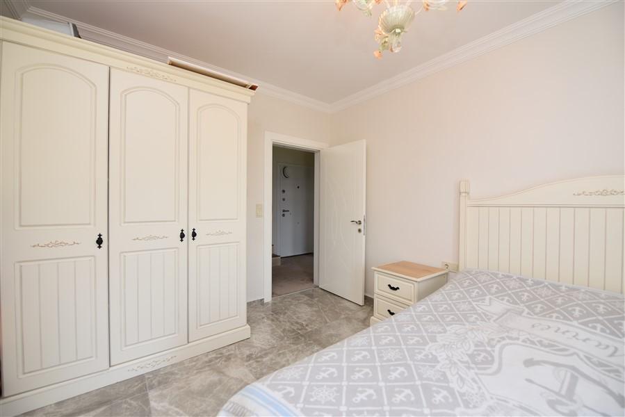 Просторный двухуровневый пентхаус 4+1 с мебелью в районе Джикджилли - Фото 26