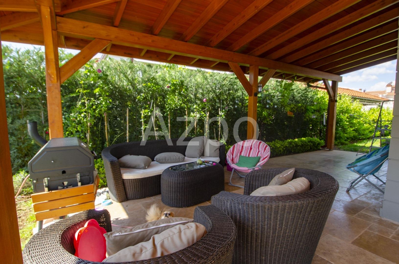 Элитная вилла 4+1 с мебелью в Дошемеальты - Фото 26