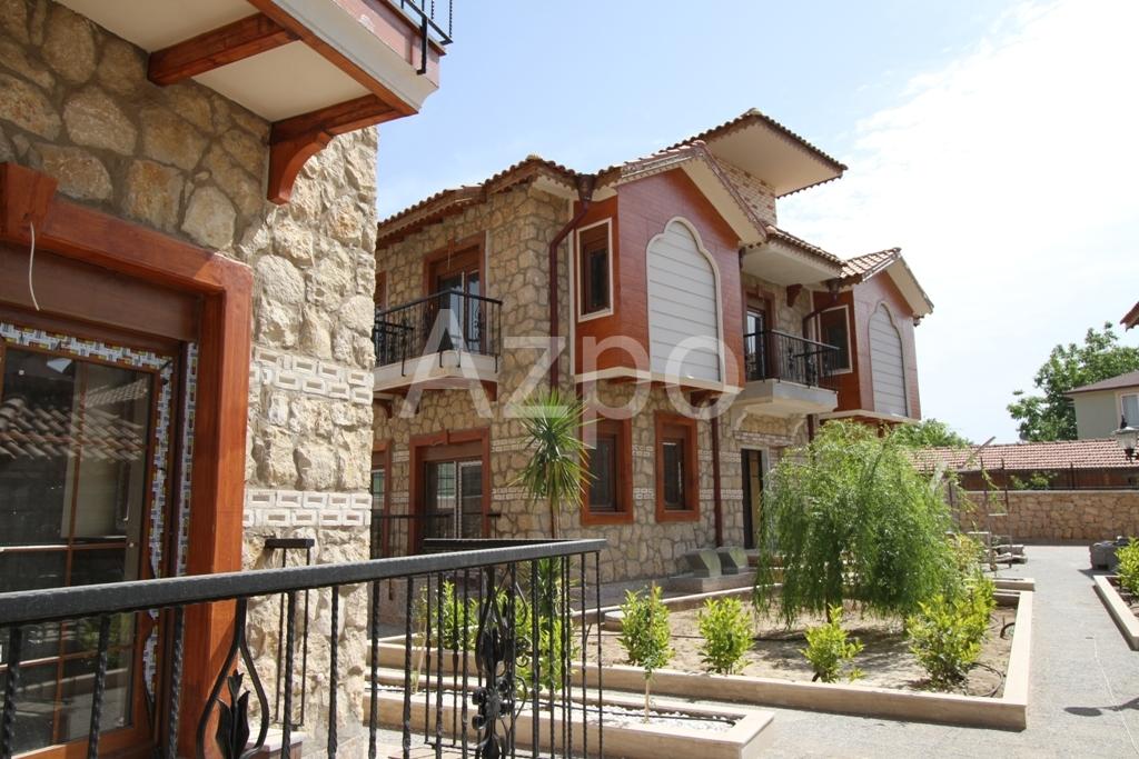 Виллы в османском стиле в районе Дошемеалты Анталья - Фото 3