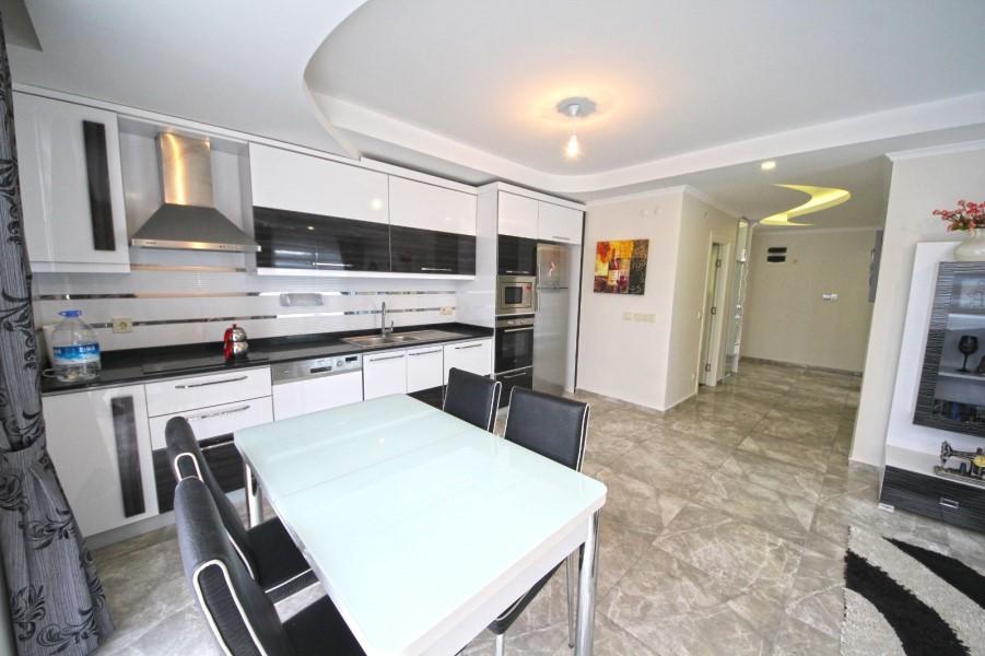 Меблированная квартира 2+1 в комплексе с инфраструктурой отельного типа. - Фото 19