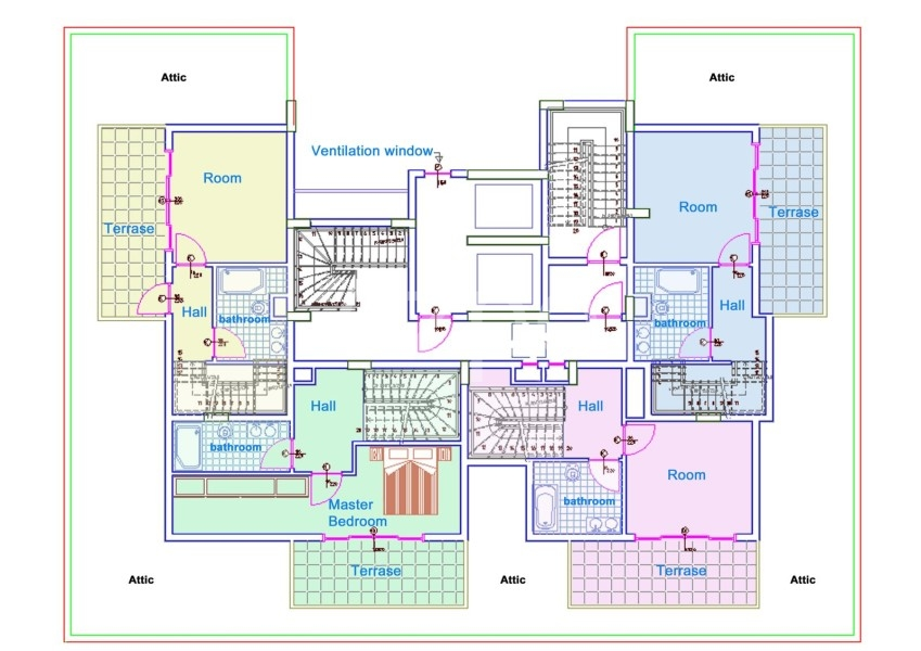 Квартиры в новом комплексе в Махмутларе - Фото 17