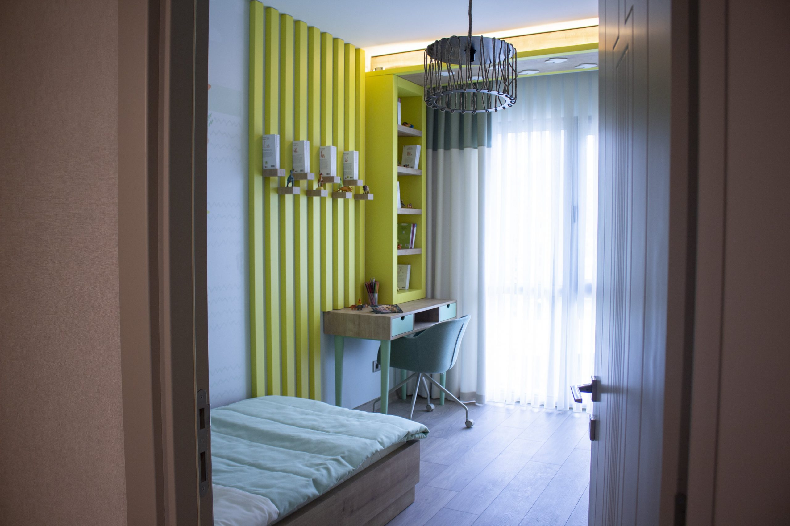 Современные квартиры различных планировок в районе Зейтинбурну - Фото 15