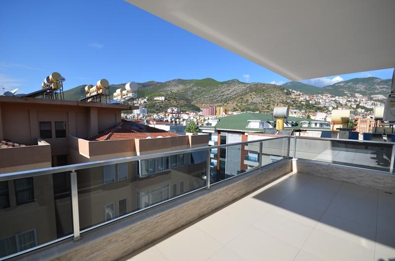 Двухкомнатная квартира с мебелью в 250 метрах от пляжа Клеопатры - Фото 12