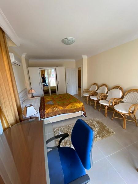 Просторная меблированная квартира 3+1 в Махмутларе - Фото 12