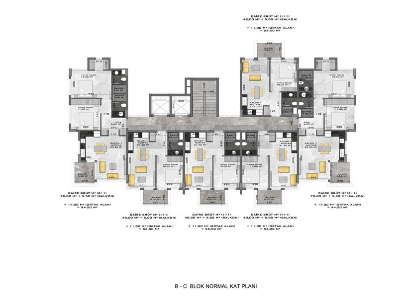 Роскошные квартиры в инвестиционном проекте - Фото 88