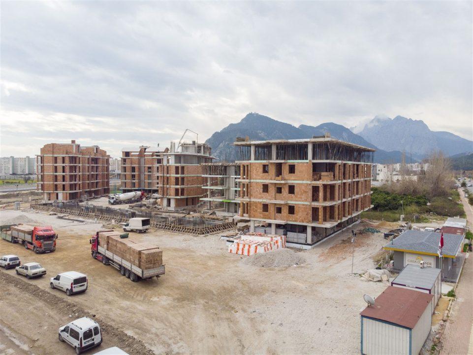 Проект на завершающей стадии строительства в Коньяалты - Фото 23
