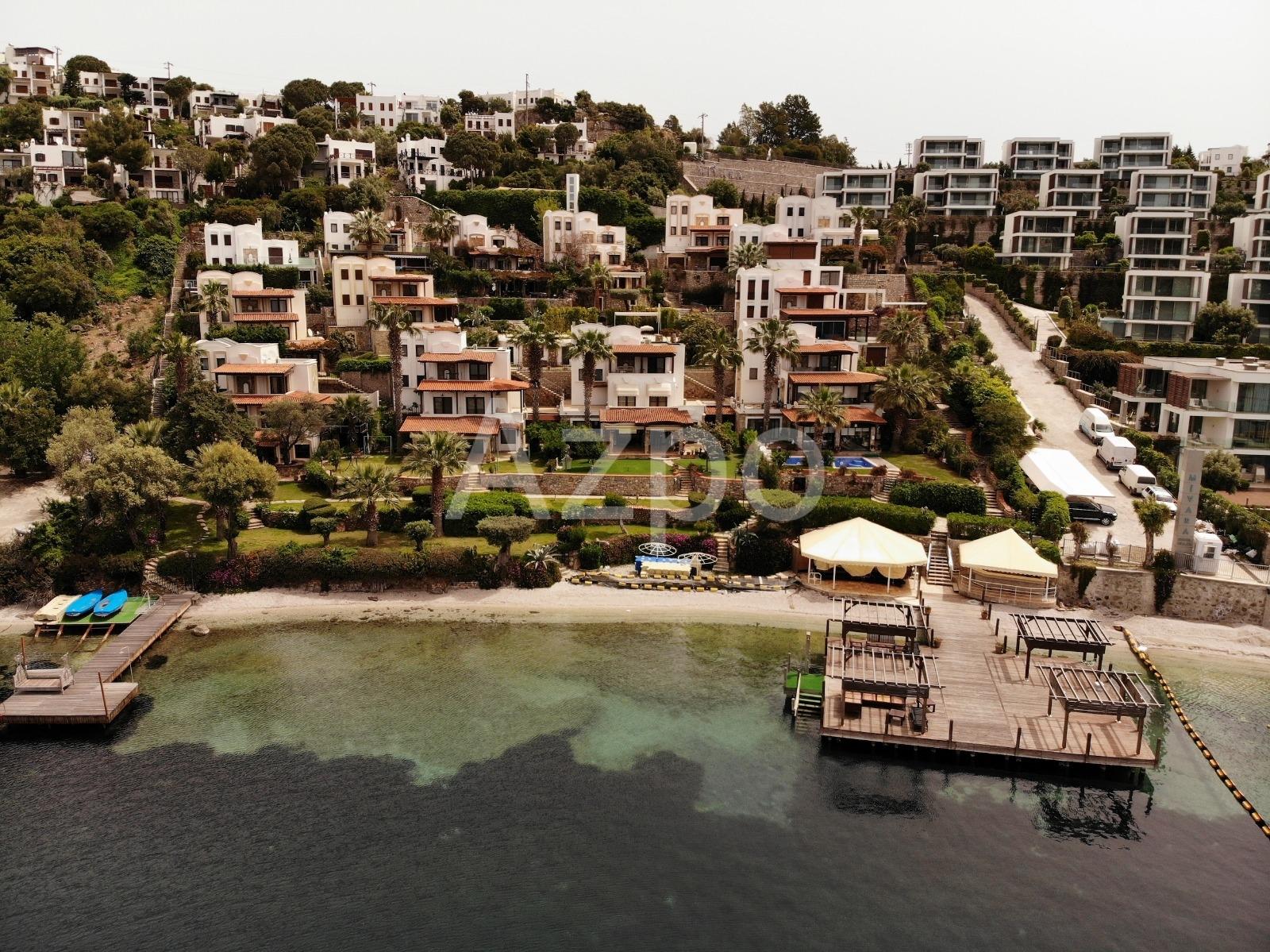 Меблированная вилла с видом на Эгейское море - Фото 23