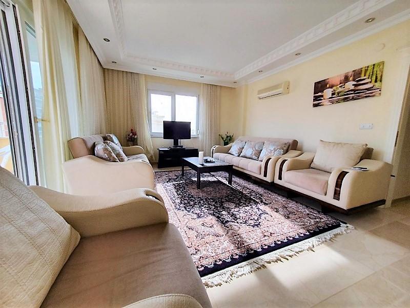 Меблированные апартаменты в Махмутларе - Фото 4