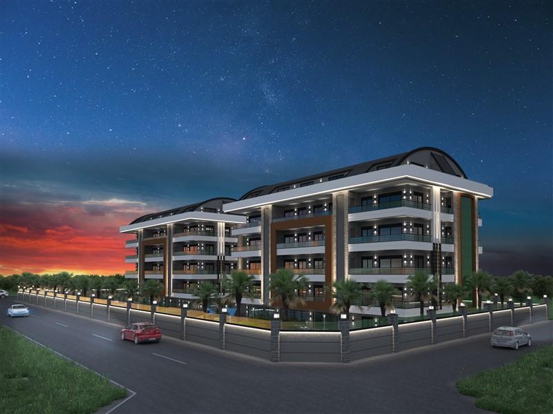 Квартиры в строящемся жилом комплексе район Оба - Фото 7