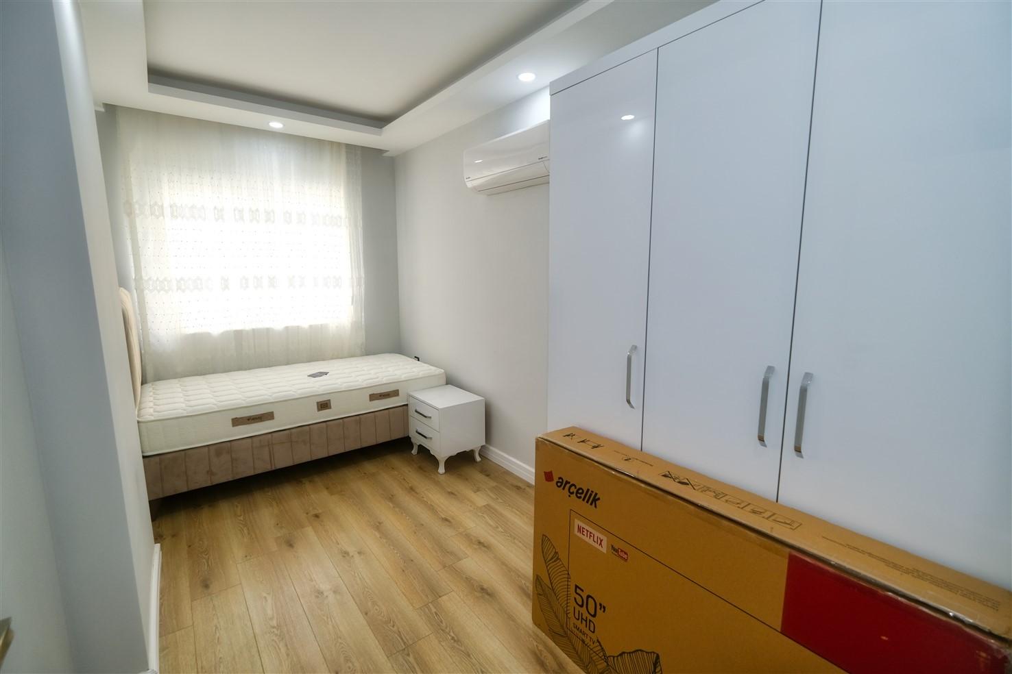 Трёхкомнатная квартира в центре Антальи - Фото 32