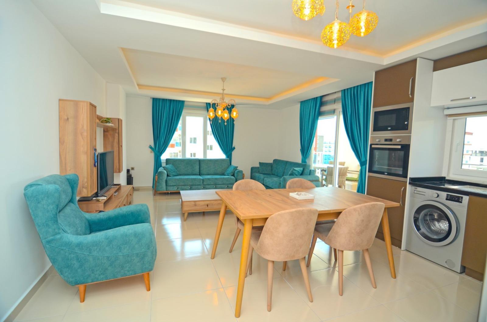 Трёхкомнатная квартира с мебелью и бытовой техникой - Фото 13