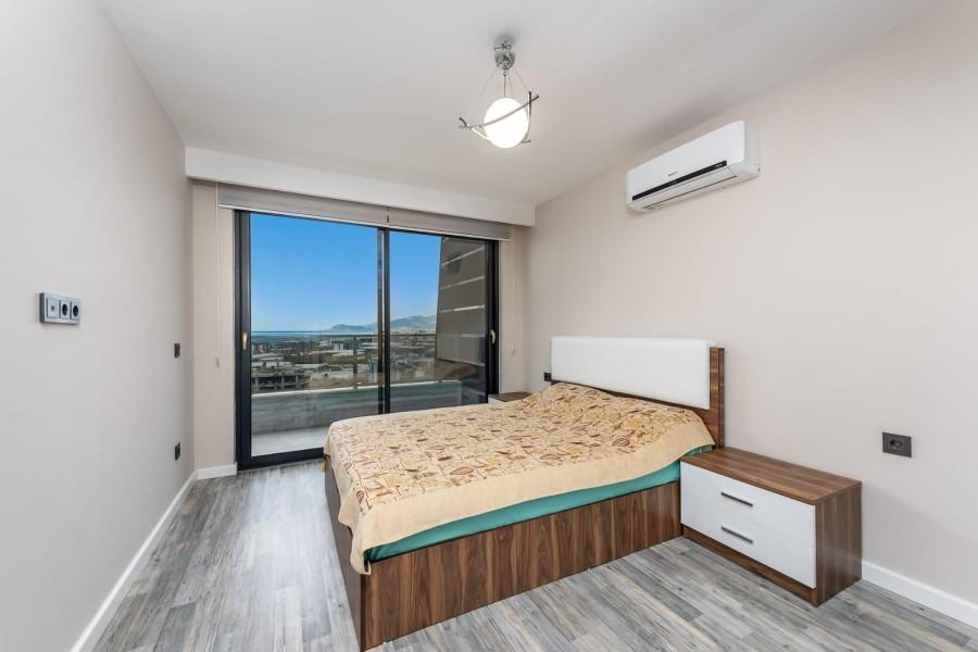 Видовая квартира 1+1 с мебелью в роскошном жилом комплексе - Фото 23