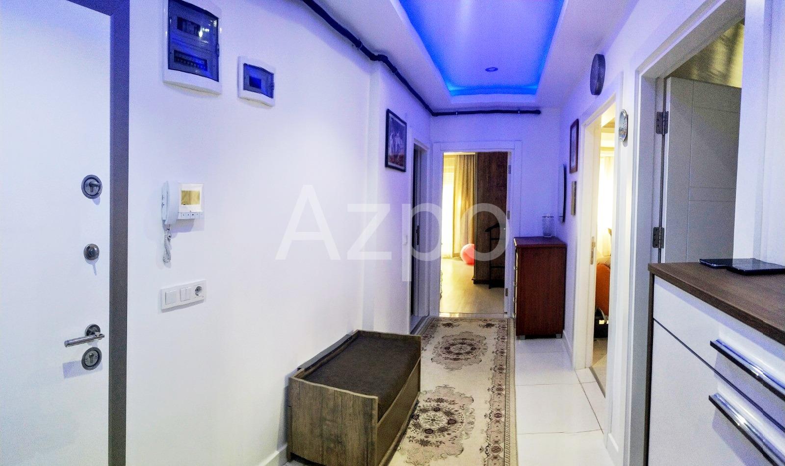 Привлекательная квартира 2+1 с мебелью Анталья - Фото 5