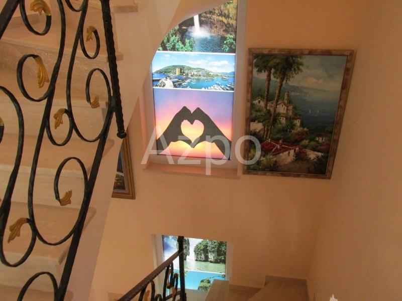 Трёхэтажная вилла планировки 4+1 в Конаклы - Фото 15
