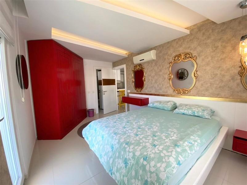 Трёхкомнатная квартира с мебелью в 250 метрах от пляжа Клеопатры - Фото 16