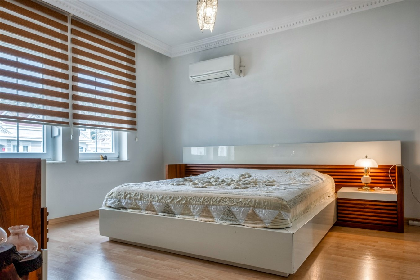 Двухуровневая квартира 5+1 в районе Коньяалты - Фото 18