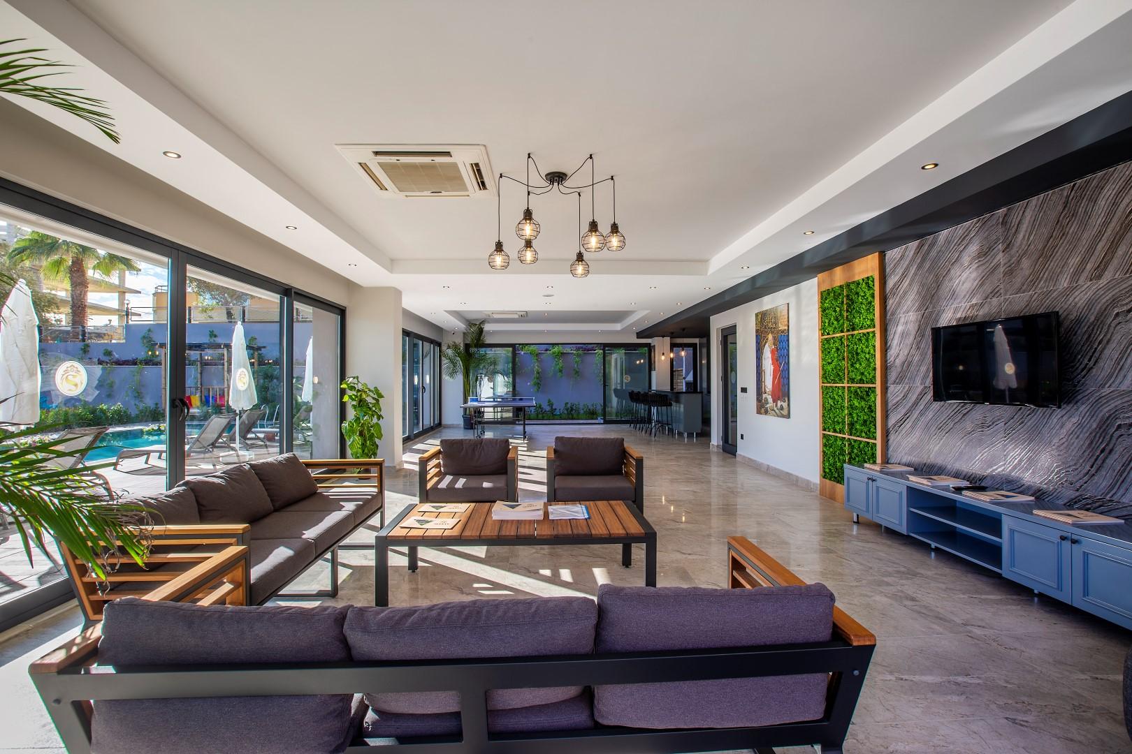 Новые квартиры разных планировок в центре Алании - Фото 6