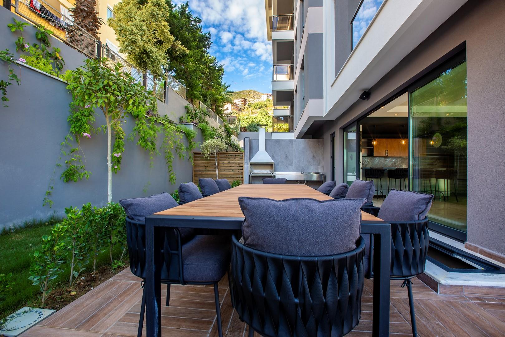 Новые квартиры разных планировок в центре Алании - Фото 7