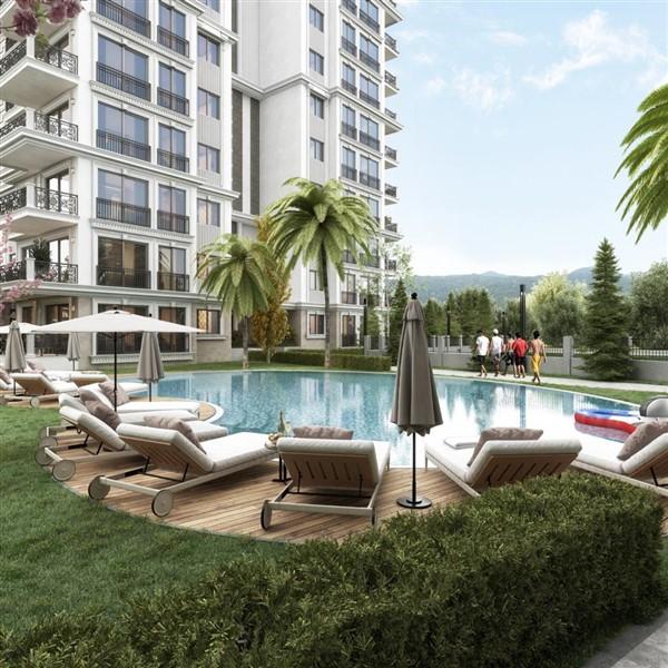 Новые квартиры в центре Аланьи по ценам застройщика - Фото 12