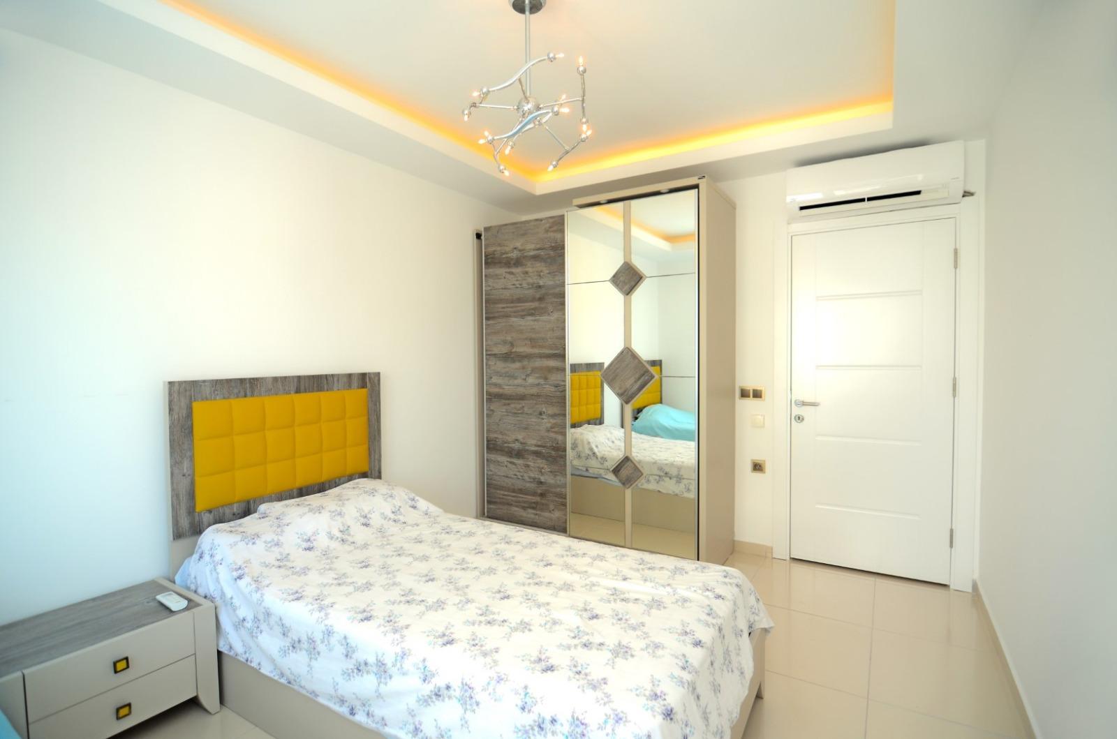Трёхкомнатная квартира с мебелью и бытовой техникой - Фото 18