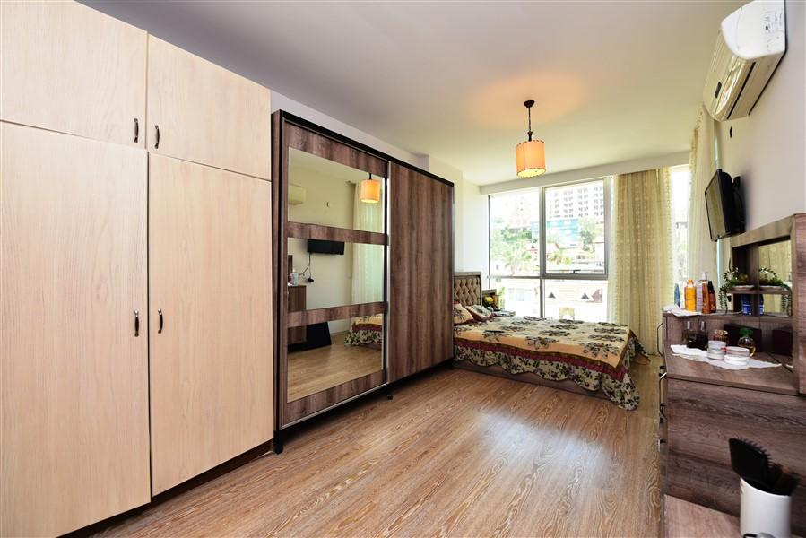 Двухуровневый пентхаус 3+1 с мебелью в районе Кестель - Фото 16