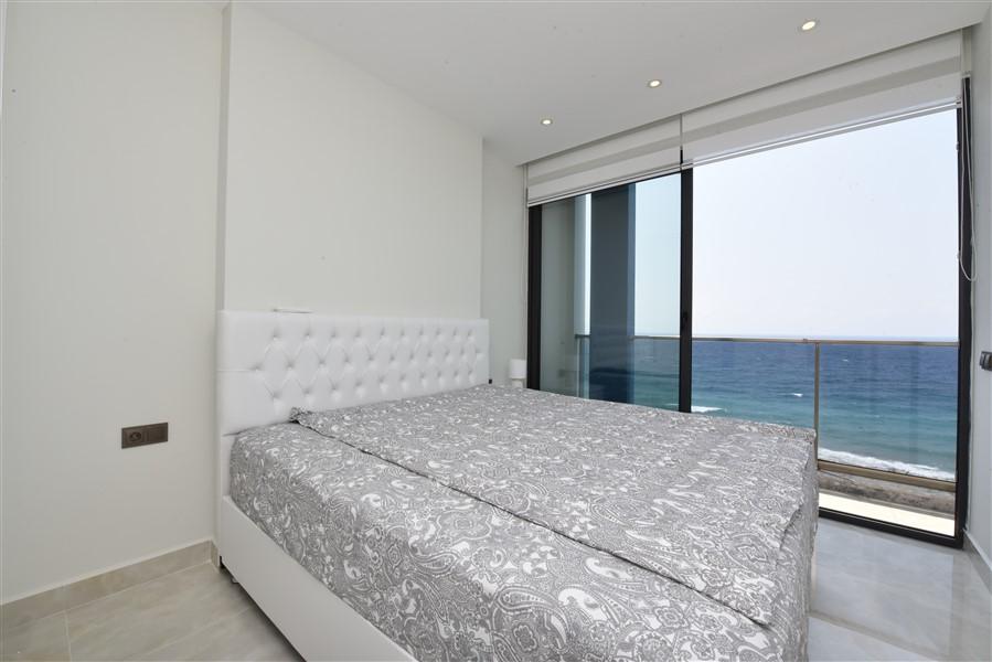 Меблированная квартира 2+1 с видом на Средиземное море - Фото 14