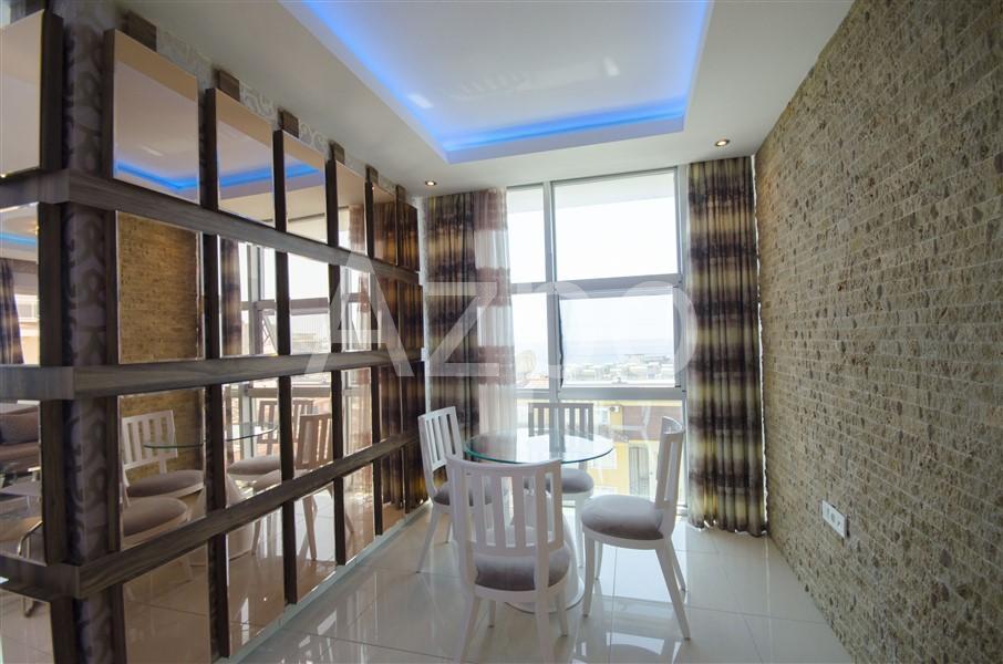 Квартира 2+1 в районе Махмутлар с видом на море - Фото 13