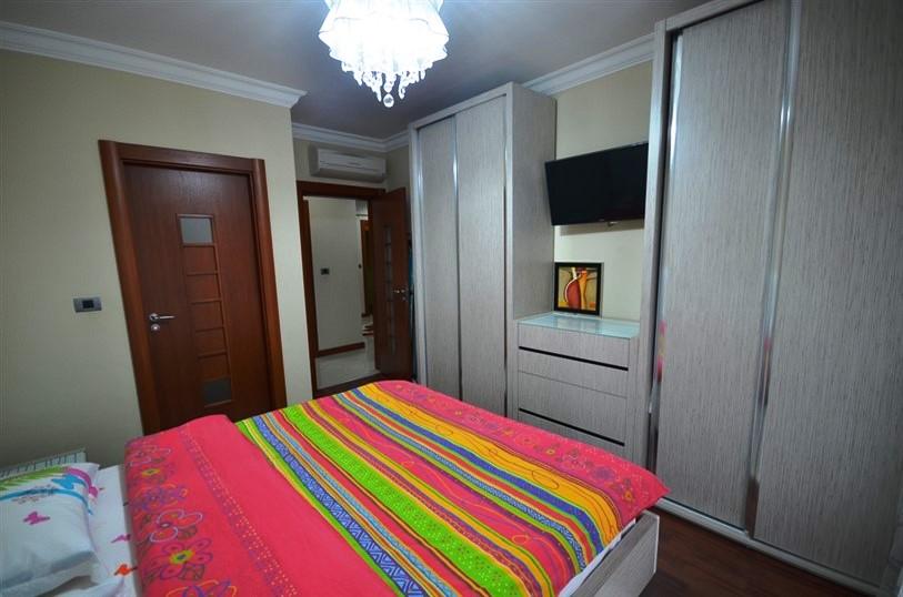 Просторная квартира 3+1 в одном из лучших комплексов Аланьи - Фото 22