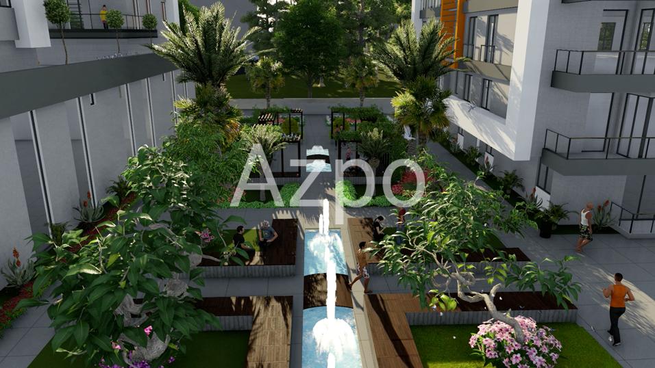 Новый проект элитного жилья в Коньяалты - Фото 6
