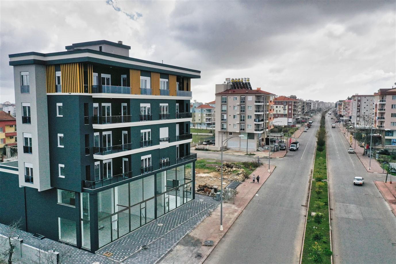 Квартиры 2+1 и 3+1 в районе Дошемеалты Анталия - Фото 1