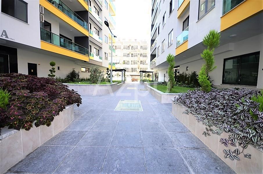 Меблированная квартира 1+1 в центре Алании - Фото 7