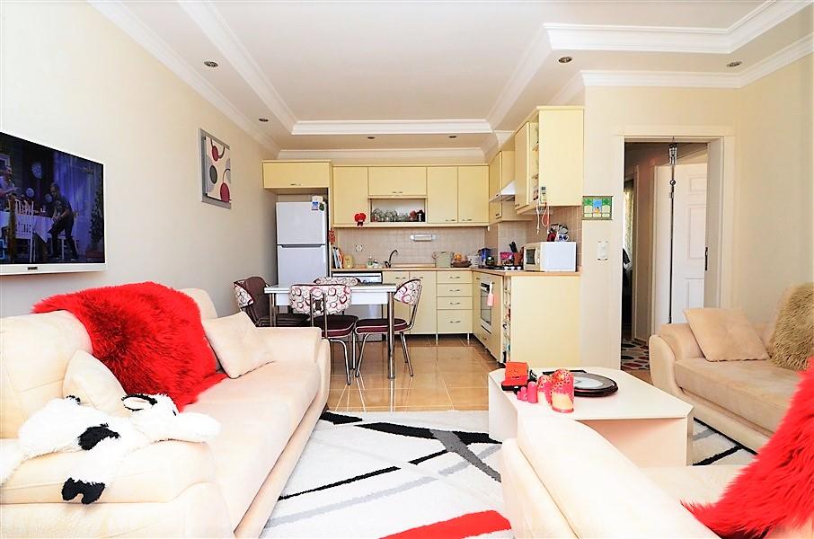 Меблированная квартира 2+1 в посёлке Паяллар по демократичной цене - Фото 12